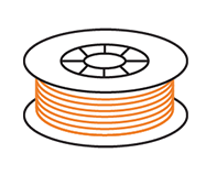 Filament (4 x 8 kg)