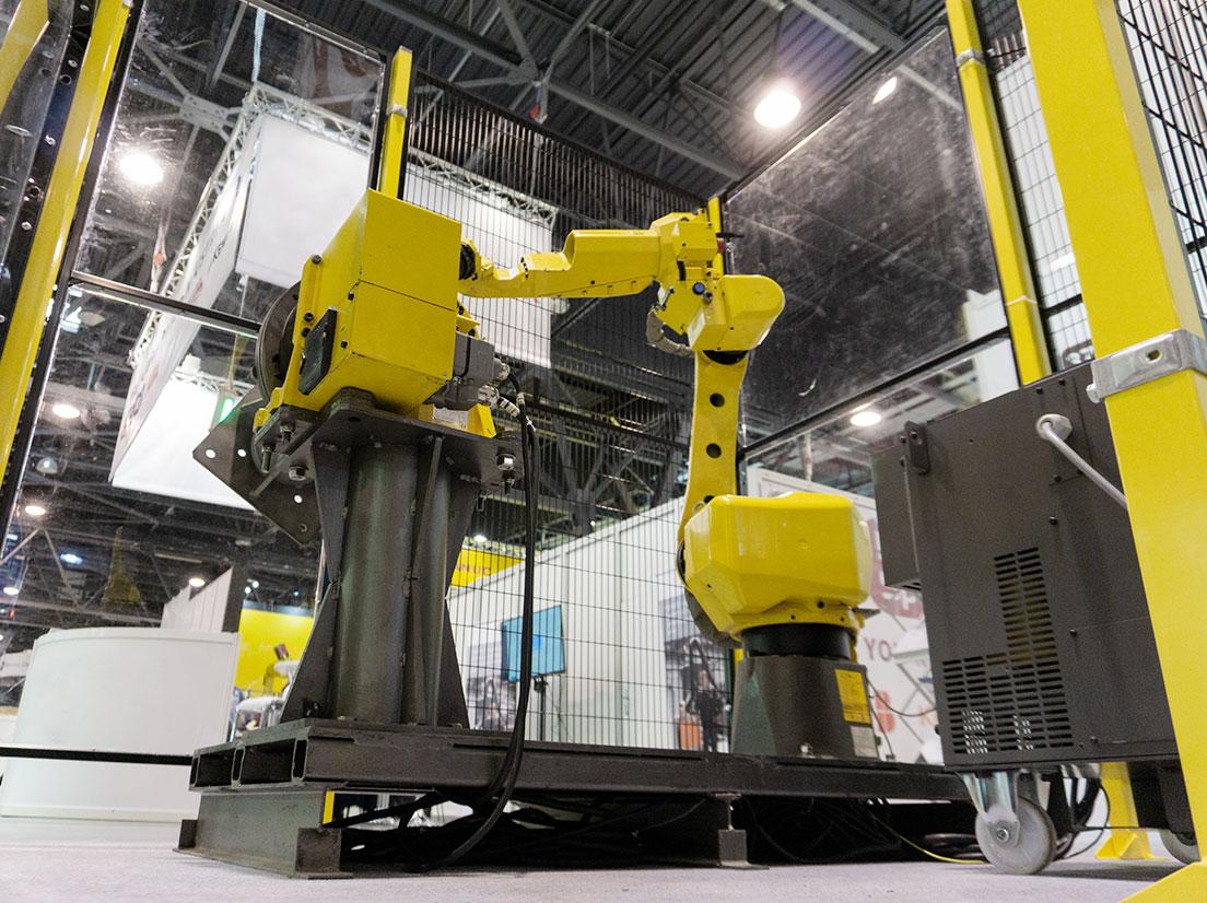 Robotic <br/>welding